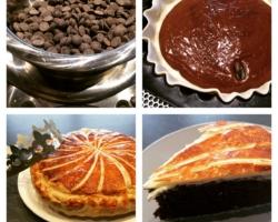 Galette des rois maison (au chocolat)